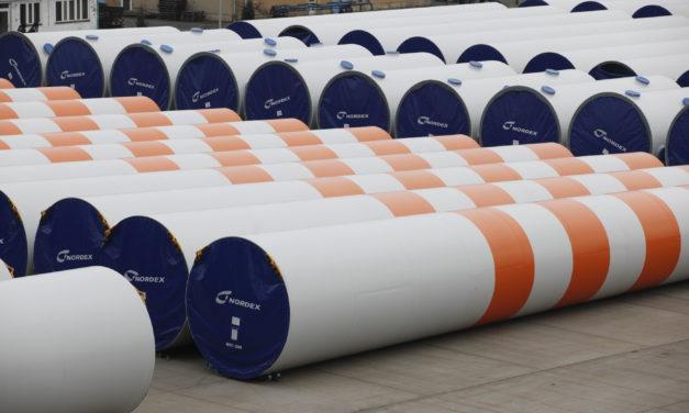 Nordex evalúa instalar una fábrica de torres eólicas en La Guajira de Colombia