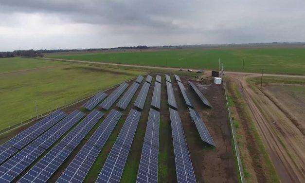 Durante el primer trimestre de 2020 finaliza construcción de 15 parques solares de Provincia de Buenos Aires