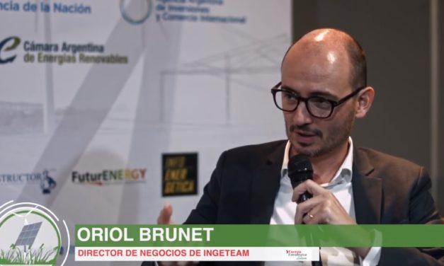 """Brunet de Ingeteam: """"No creo que el Gobierno colombiano haya creado un marco regulatorio para sólo una subasta"""""""
