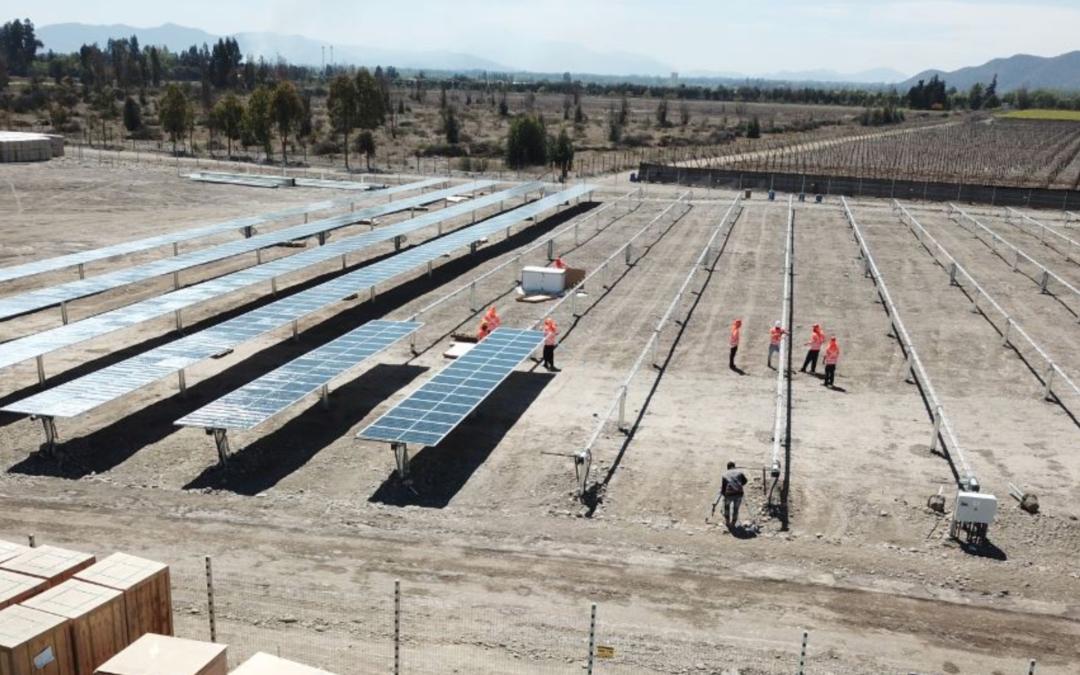 Jobet convocó a participar de los escenarios energéticos de largo plazo en Chile