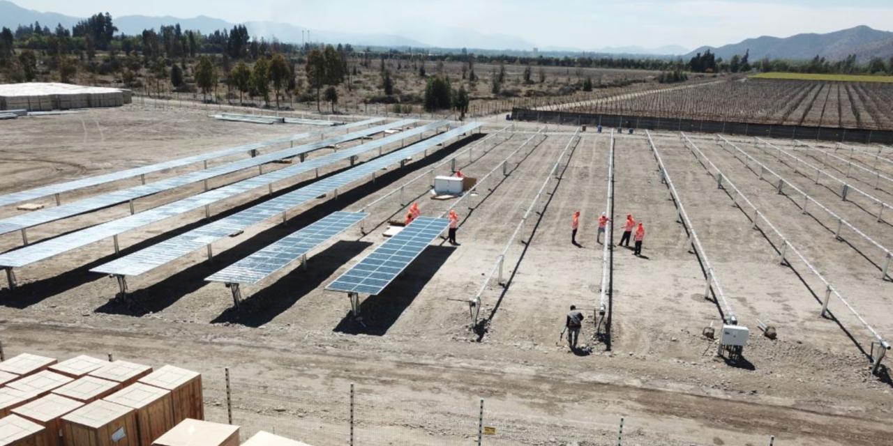 En detalle, estos son los proyectos de generación eléctrica a partir de energías renovables declarados en construcción en Chile