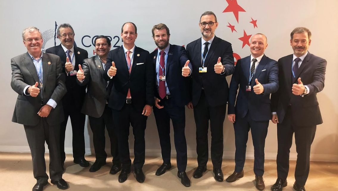 COP25: SPR firma acuerdo con 12 asociaciones para promover las energías renovables