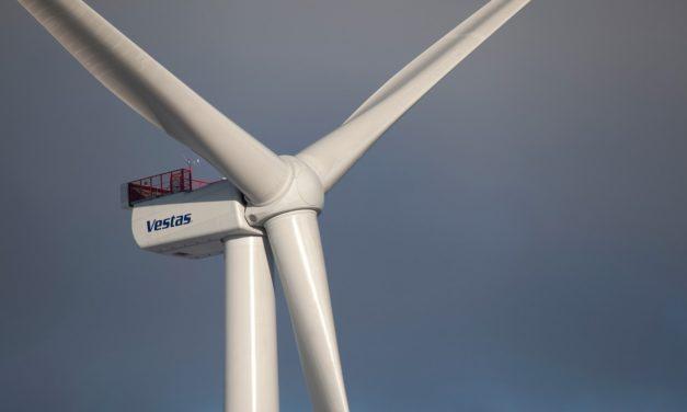 Vestas suscribió un contrato de 30 MW para un proyecto eólico en México