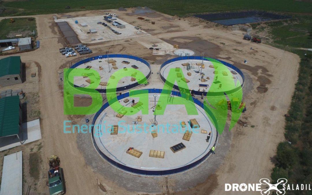 """La planta de biogás """"Alvear"""" se inauguraría en el primer cuatrimestre del 2020"""
