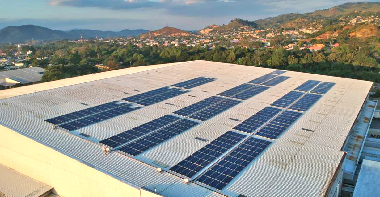 Enertiva y Corporación Lady Lee amplían instalaciones de energía solar en Honduras