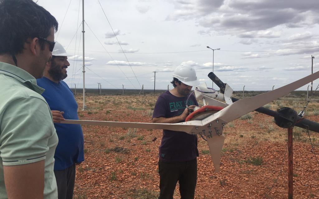 Argentina: INTI lanzó su programa de certificación de instaladores de aerogeneradores de baja potencia