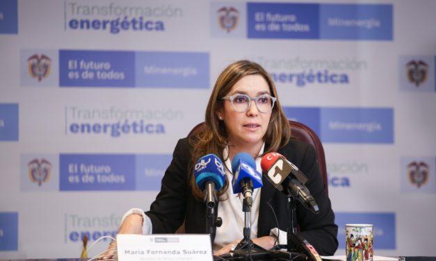 """Suárez: """"Tenemos la meta que en 2030 el 70 % de la energía sea renovable"""""""