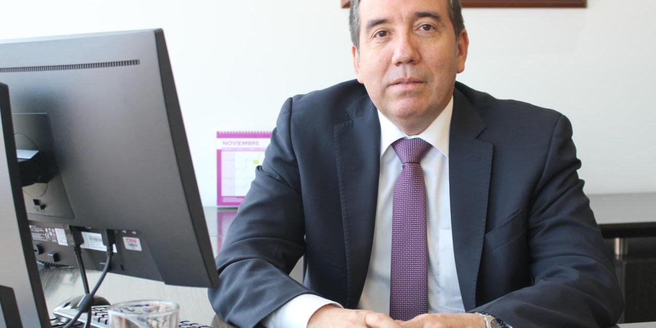 Jorge Alberto Valencia Marín es el nuevo director ejecutivo de la Comisión de Regulación de Energía y Gas