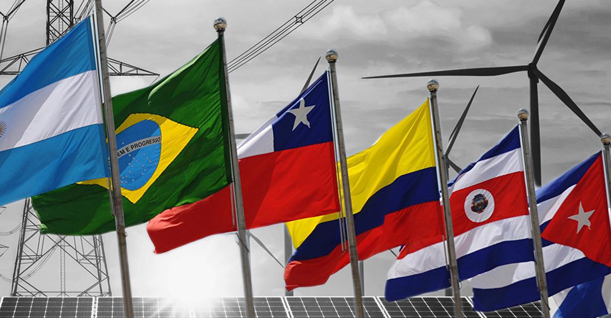 Estructuras burocráticas: cómo es la jerarquía de energías renovables en 10 Estados latinoamericanos