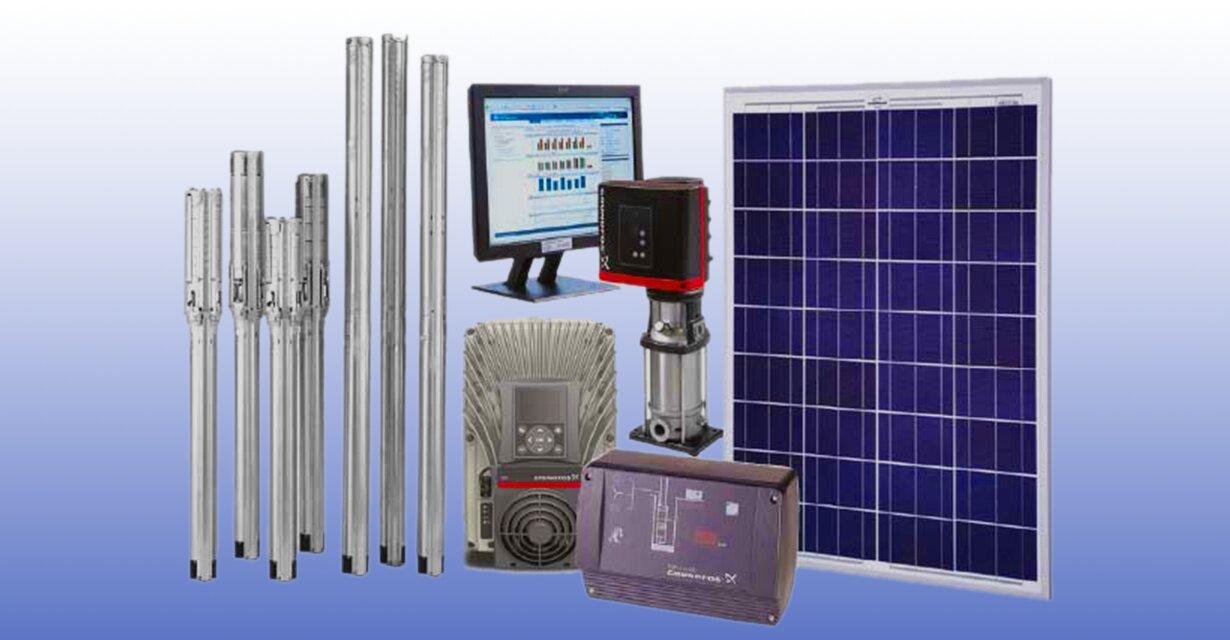 Nuevas alternativas para bombeo de agua con tecnología solar: Multiradio presenta productos Grundfos a integradores en Argentina