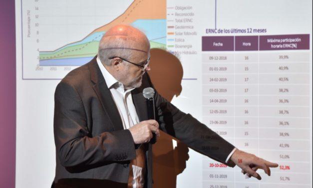 ACERA presentó en conferencia de prensa los temas que más interesan a las energías renovables de Chile para 2020