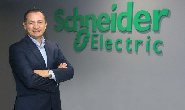 Gustavo Jaramillo Camino es el nuevo Gerente General para Perú y Bolivia de Schneider Electric