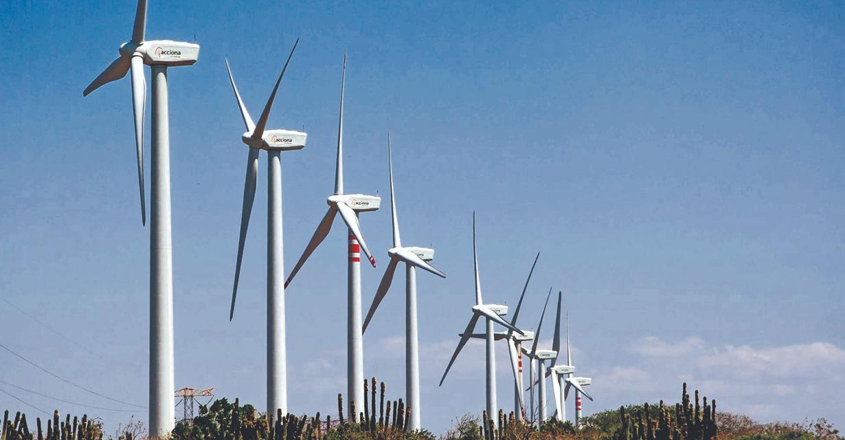 México: Gobiernos locales analizan medidas para desarrollar la cadena de valor de las industrias eólica y solar