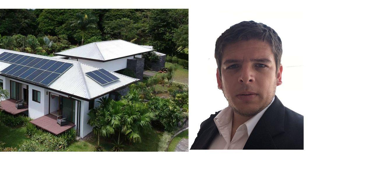 Randall Zuñiga sentó la posición del Gobierno sobre los cuatro puntos que consensúa con la cámara de generación distribuida