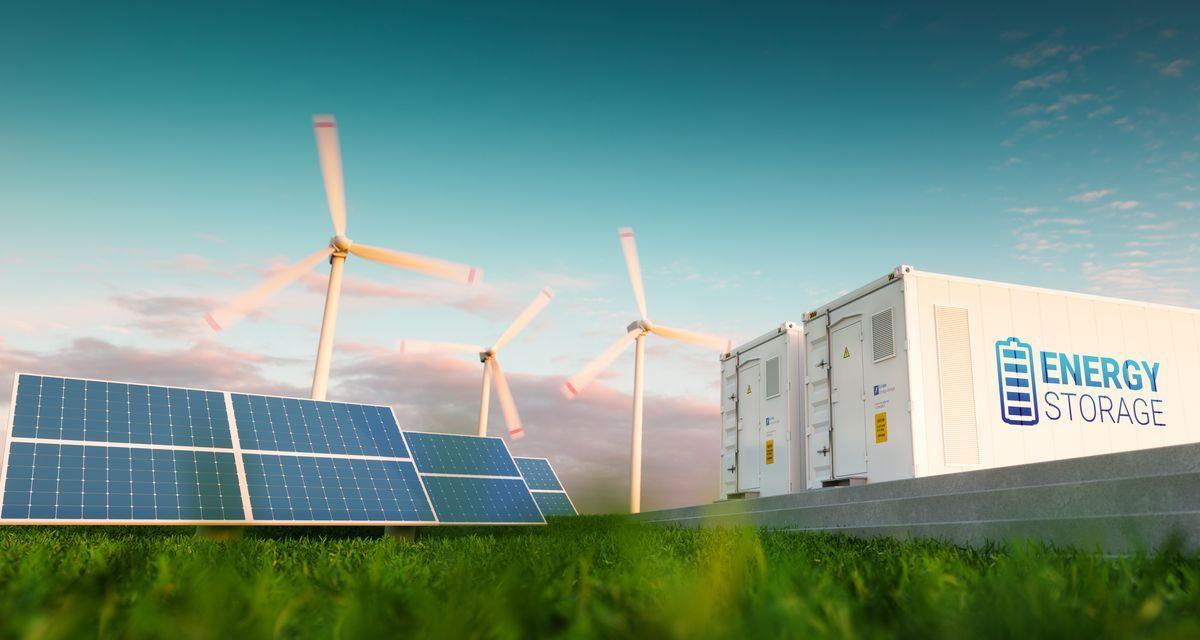 Estados Unidos lanzó un programa de estímulo para dominar tecnologías de almacenamiento de energía