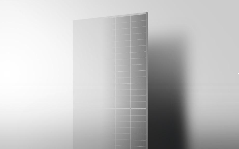 El primer módulo 210 de Trina Solar sale de la línea de producción