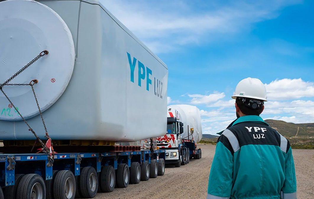 BNP Paribas Fortis y DFC financian a YPF Luz por 150 millones de dólares para construir un parque eólico en Santa Cruz