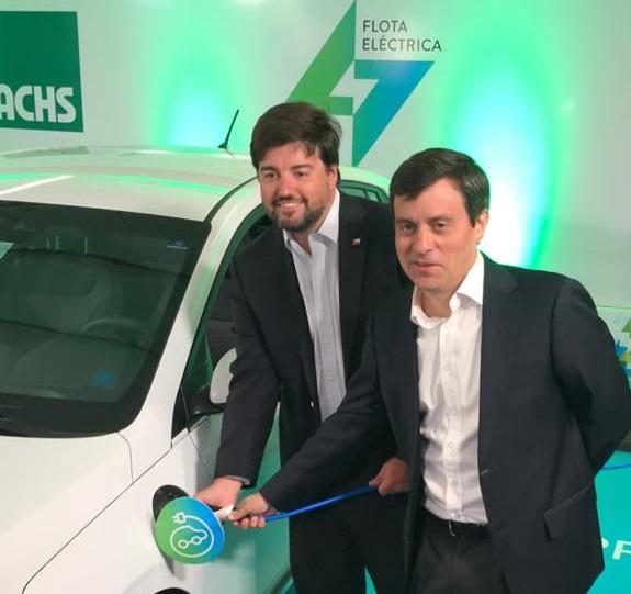 Chile avanza en la movilidad sustentable: implementa flota corporativa de eléctrica para la Asociación Chilena de Seguridad