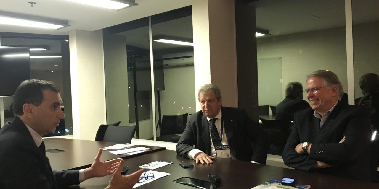 Los propósitos de la alianza estratégica entre Ventus y Saceem en Colombia: parques eólicos, puertos, vías y líneas eléctricas