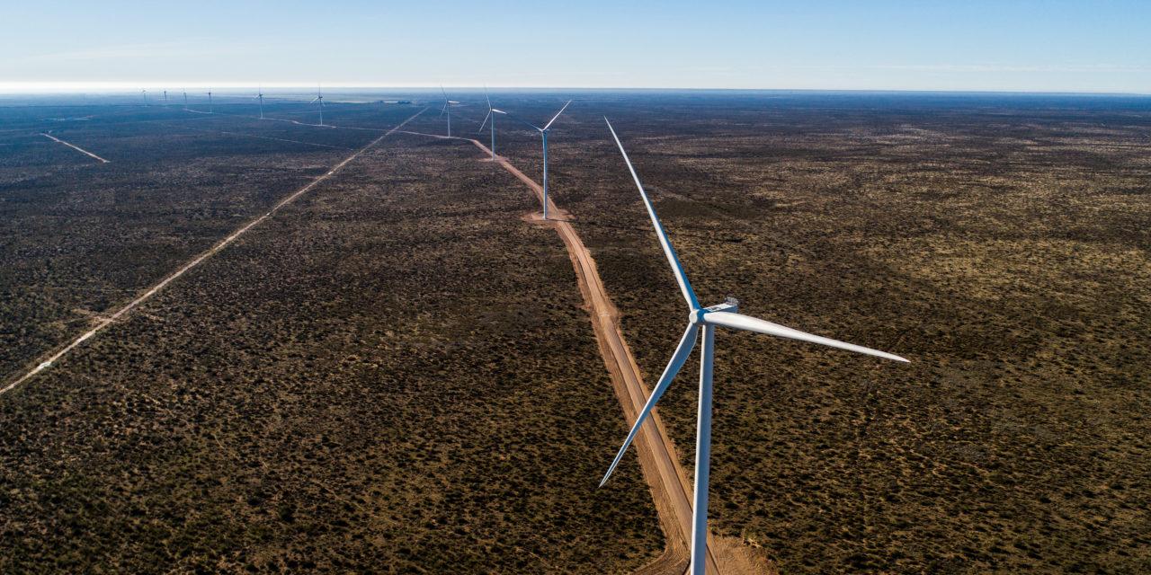 Genneia recibe desembolso para sus parques eólicos MATER