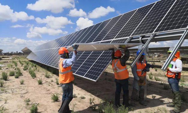 LONGi refuerza su presencia en México proveyendo a la central fotovoltaica Pachamama con 191 MW