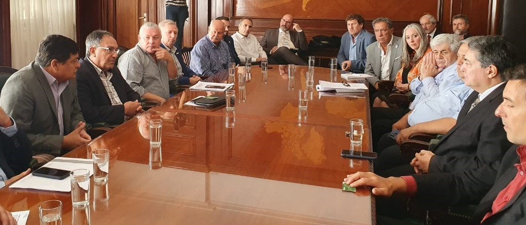 Argentina: altos funcionarios de Energía participaron de la Mesa Nacional de Cooperativas Eléctricas