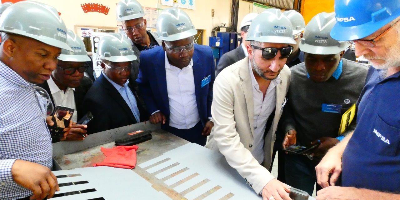 IMPSA podría quedarse con la licitación para el equipamiento de una central hidroeléctrica
