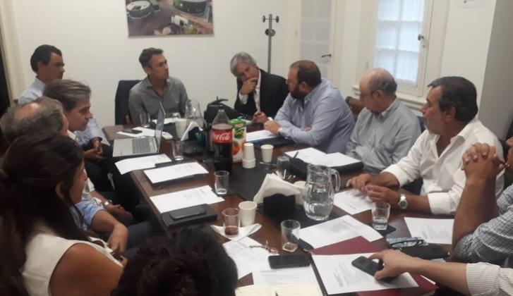 CADER planteó una agenda de trabajo con Polizzotto Bacur para promover el desarrollo de las energías renovables
