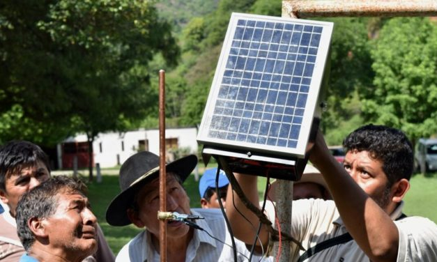 Jujuy amplía su plan de aprovechamiento de energía solar para brindar soluciones a los sectores productivo, educativo y de salud
