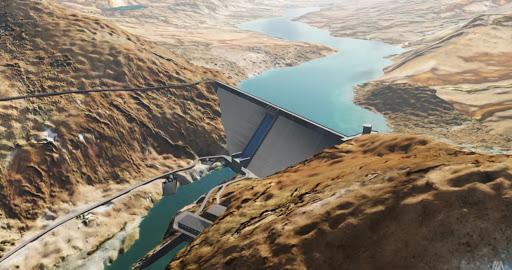 El Gobierno dio luz verde a Mendoza para la construcción de la represa Portezuelo y autoridades pampeanas salieron al cruce