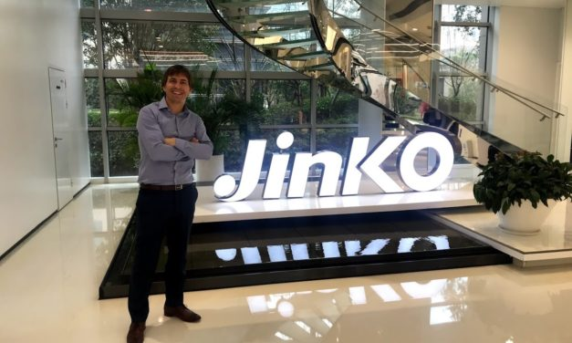 Miguel Covarrubias es el nuevo gerente de ventas para Argentina, Uruguay y Paraguay de Jinko Solar