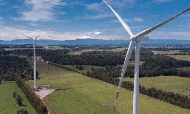 Mainstream y Transelec acuerdan construir línea de transmisión para el parque eólico Puelche Sur