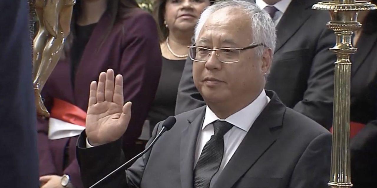 Renunció el Ministro de Energía de Perú por estar acusado de haber asesorado a Odebrecht