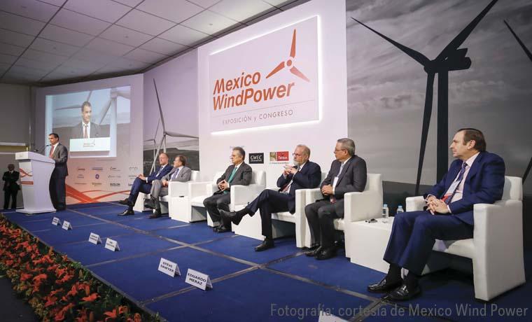 Se acerca el evento de energía eólica más importante de México, donde participarán los máximos referentes del sector