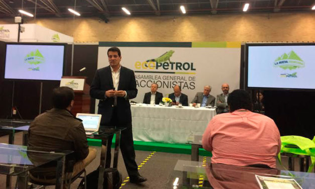 """""""Colombia necesita de una Ecopetrol fuerte, hemos apoyado la diversificación económica"""""""