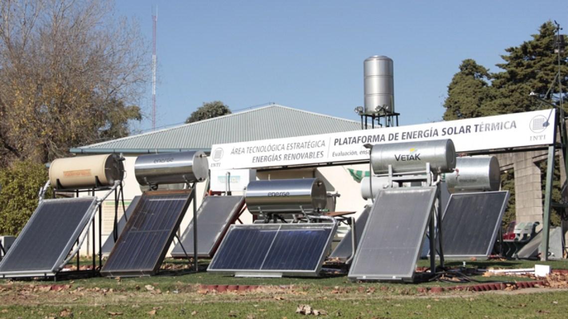Fabricantes de calefones solares solicitan al Gobierno argentino líneas de crédito específicas para motorizar el mercado
