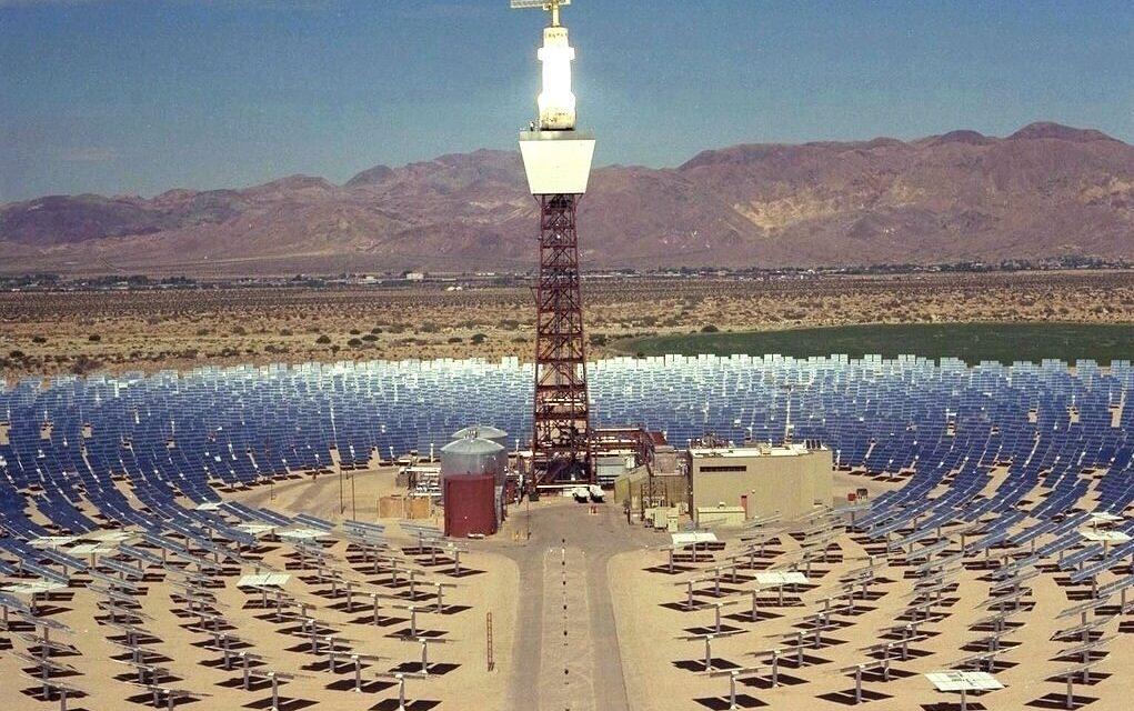 La energía termosolar alcanzó 6.451 MW en 2019