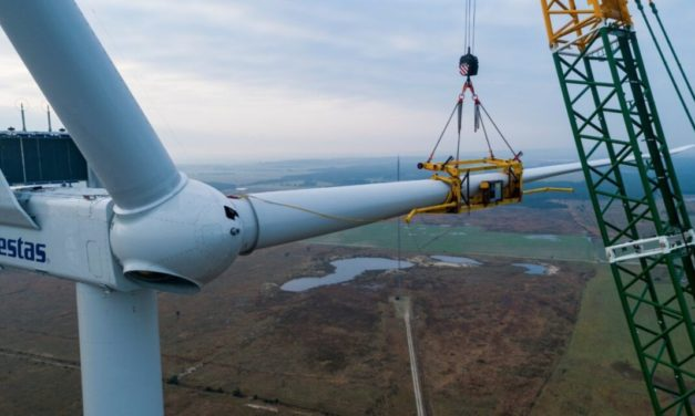 Vestas recibe un pedido de 108 MW para un proyecto EPC en México