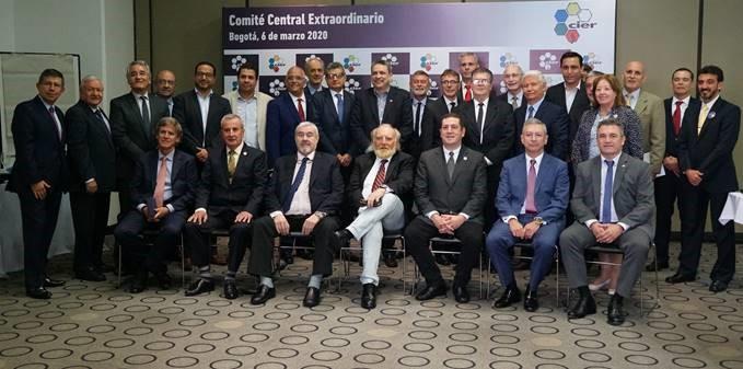 Maximiliano Dias Orfali resultó elegido presidente de la Comisión de Integración Energética Regional