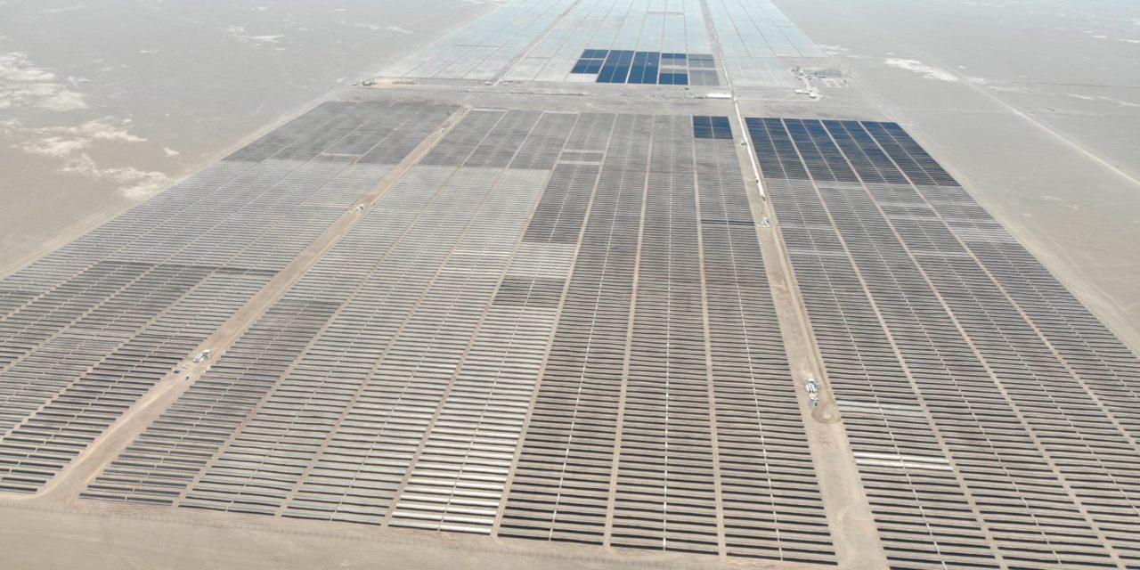 """Solarpack inició operaciones de la planta solar """"Granja"""" de 123 MW que ganó con el precio más bajo en Chile"""
