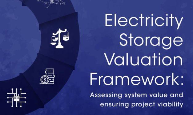 Nuevo reporte de IRENA muestra potencialidades y barreras del almacenamiento para integrar más energías renovables
