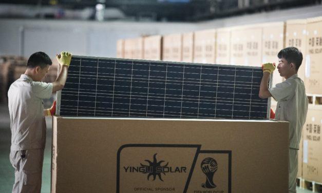 Yingli Solar afianza su recuperación sellando nuevos contratos con la banca internacional para proyectos en Latinoamérica