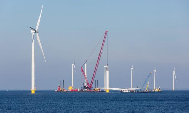GWEC pronostica que hasta 2030 se instalarán más de 205 GW de eólica offshore a nivel mundial