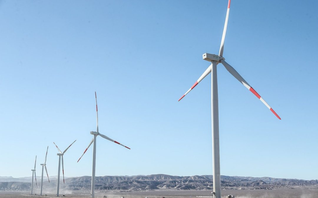 Dos parques eólicos y una planta de biomasa entran en operación comercial este año en Perú