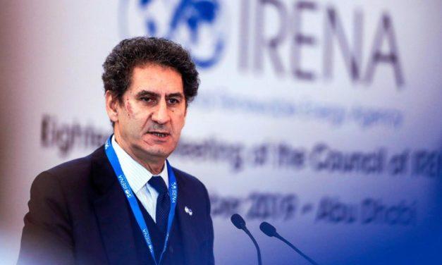 IRENA: 40 billones de inversión en renovables en tres años crearían 5,5 millones de nuevos puestos de trabajo
