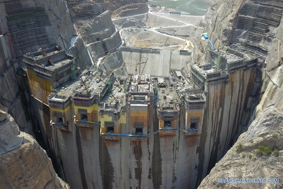 Este año China pondrá en operación la séptima hidroeléctrica mayor del mundo de más de 10 GW