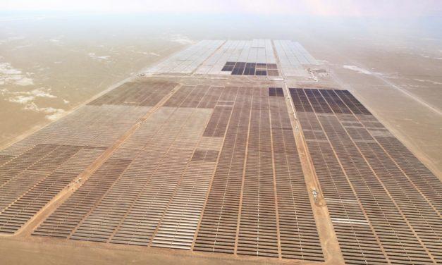 LONGi suministró 123MW de módulos de alta eficiencia para la planta fotovoltaica Granja de Solarpack en Chile