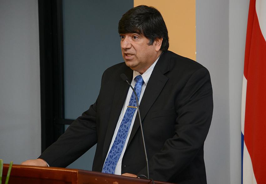 """Mario Alvarado Mora de Acope: """"Costa Rica requiere la discusión de una Ley General de Electricidad"""""""