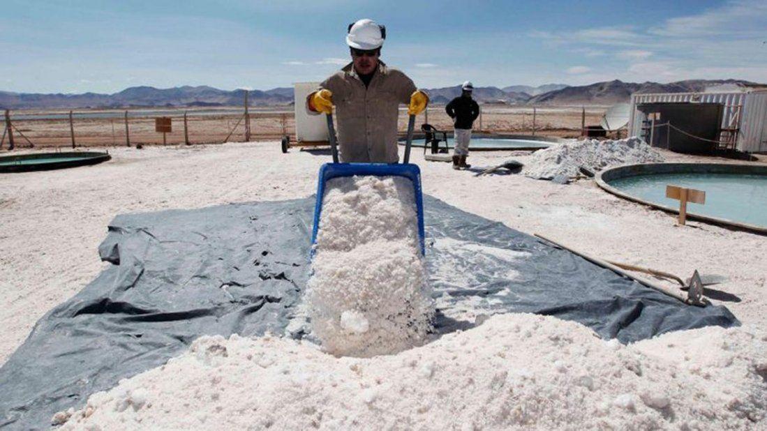 Jujuy inició la construcción de una planta para la producción de baterías de litio en Argentina