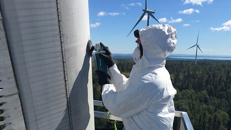 Tech Wind se lanza con fuerza al mercado eólico regional y abrirá oficinas en España